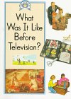 9780811437882: What Was It Like Before Television? (Read All about It)