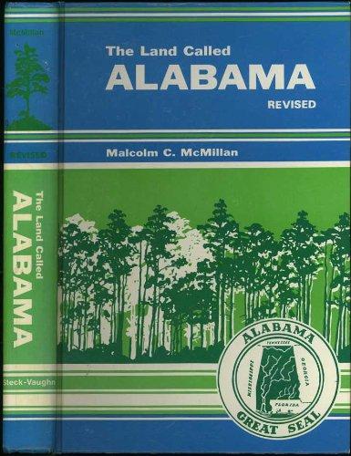 9780811439619: The land called Alabama