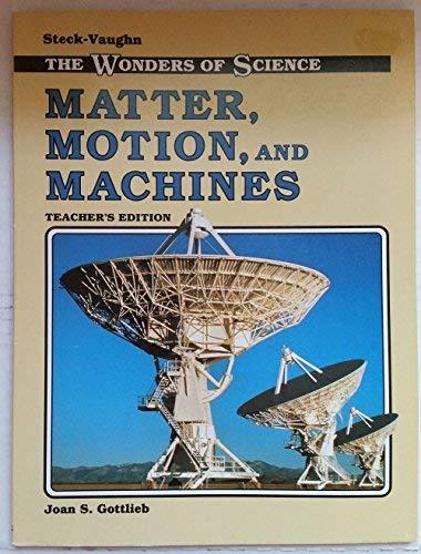 Matter, Motion, and Machines: Joan S. Gottlieb