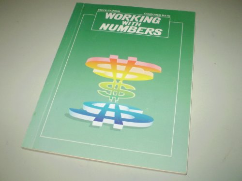 9780811442428: Working With Numbers: Consumer Math