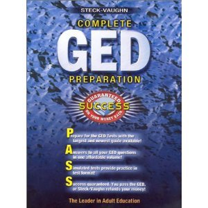9780811444774: Complete Ged Preparation (1991)