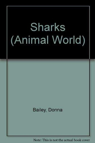 9780811446181: Sharks (Animal World)