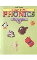 9780811446778: Steck-Vaughn First Time Phonics: Student Edition Book 2: The Alphabet