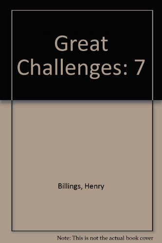 Great Challenges: Henry Billings