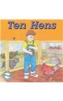 9780811451550: Ten Hens-Phonics Read Set 1 (Phonics Readers)