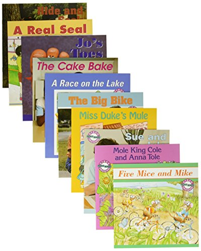 9780811451734: Tg Phonics Readers Set 2