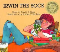 9780811452113: Irwin the Sock (Publish-a-Book Series)