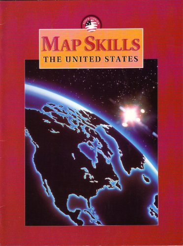 Map skills: The United States (0811458008) by Elspeth Leacock
