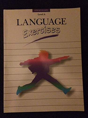 9780811463058: Language Exercises: Level A