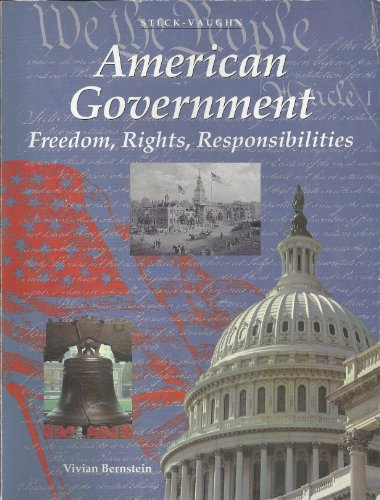 9780811463508: American Government: Freedom, Rights, Responsibilities