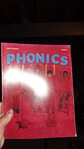 9780811465229: Steck-Vaughn Phonics, Book B