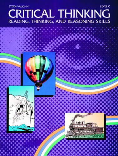 Steck-vaughn critical thinking level c
