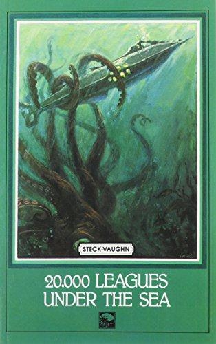 Steck-Vaughn Short Classics: Student Reader 20,000 Leagues: Jules Verne