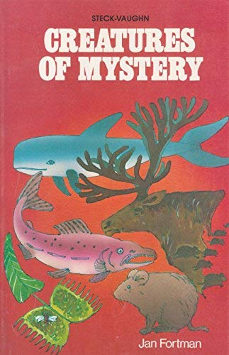 9780811468558: Creatures of Mystery (Great Unsolved Mysteries Series)
