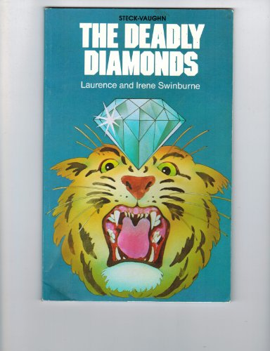 9780811468565: The Deadly Diamonds (Great Unsolved Mysteries Series)