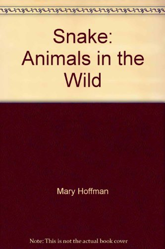9780811468893: Snake: Animals in the Wild