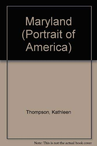 9780811474450: Maryland (Portrait of America)