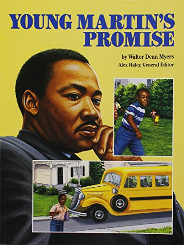 9780811480505: Steck-Vaughn Stories of America: Student Reader Young Martin's Promise, Story Book