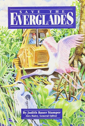 9780811480598: Steck-Vaughn Stories of America: Student Reader Save the Everglades, Story Book