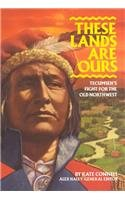 9780811480673: Steck-Vaughn Stories of America: Student Reader These Lands are Ours, Story Book (Stories of America (Paperback))