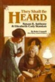 9780811480680: Steck-Vaughn Stories of America: Student Reader They Shall Be Heard , Story Book