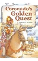 9780811480727: Steck-Vaughn Stories of America: Student Reader Coronado's Golden Quest , Story Book