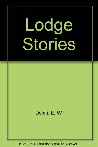 9780811625067: Lodge Stories