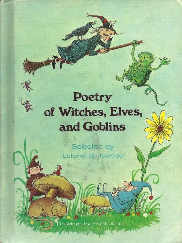 Poetry of Witches, Elves and Goblins (Reading