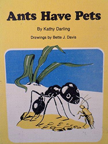 9780811643054: Ants Have Pets