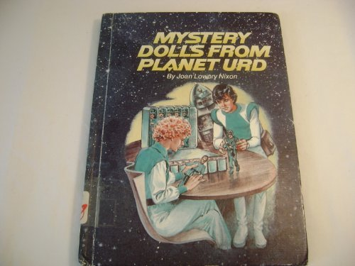 9780811674522: Mystery Dolls from Planet Urd (Kleep, Space Detective)