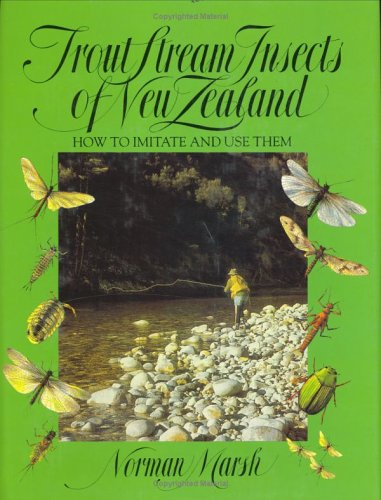 9780811701303: Trout Stream Insects of New Zealand: How to Imitate and Use Them