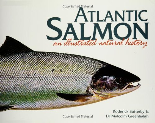 9780811701457: Atlantic Salmon: An Illustrated Natural History