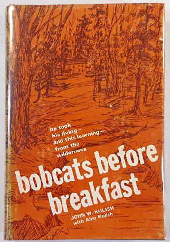 9780811702508: Bobcats before breakfast