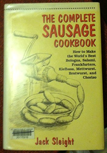 9780811703369: Complete Sausage Cookbook, The