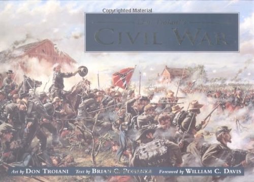9780811703413: Don Troiani's Civil War
