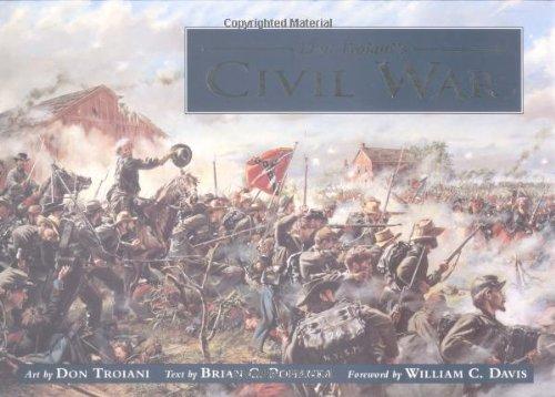 9780811703413: Don Troiani's Civil War