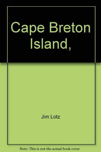 9780811703420: Cape Breton Island, (The Islands series)