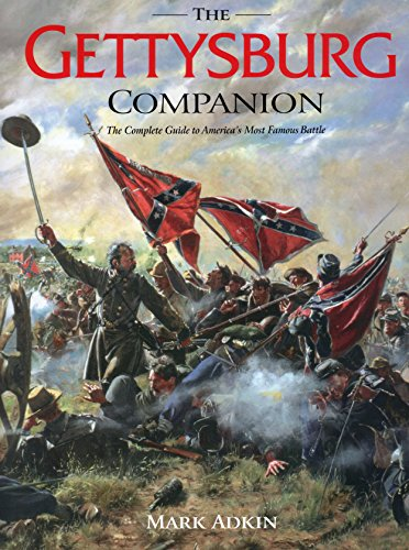 9780811704397: The Gettysburg Companion: A Guide to the Most Famous Battle