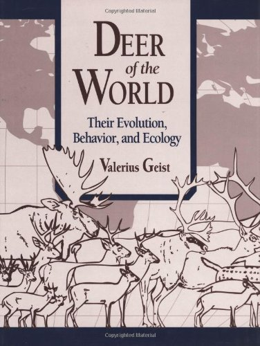 9780811704960: Deer of the World