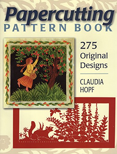 9780811705752: Papercutting Pattern Book
