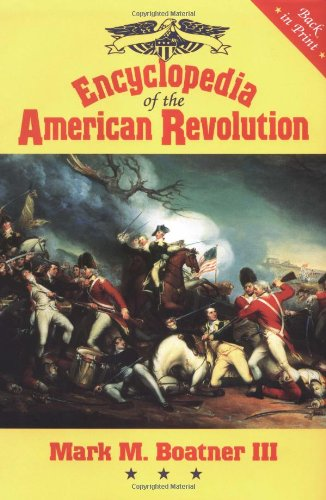 9780811705783: Encyclopedia of the American Revolution