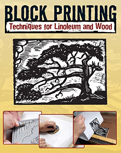9780811706018: Block Printing: Techniques for Linoleum and Wood