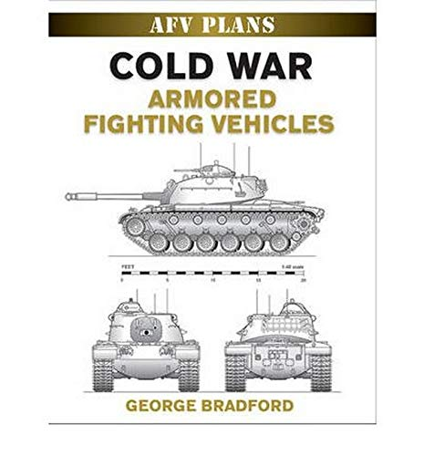 9780811706780: Cold War Armored Fighting Vehicles (AFV Plans)