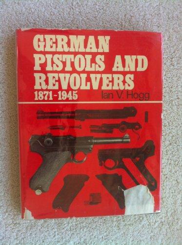 9780811707008: German pistols and revolvers, 1871-1945