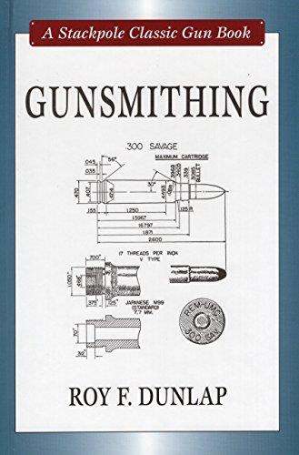 9780811707282: Gunsmithing (Stackpole Classic Gun Books)