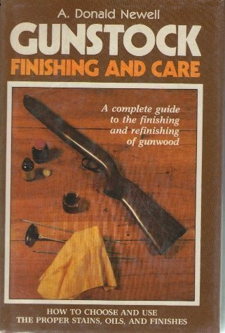 9780811707800: Gunstock Finishing and Care