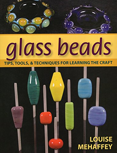 9780811708142: Glass Beads: Tips, Tools, & Techniques for Learning the Craft