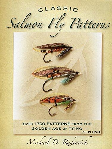 Classic Salmon Fly Patterns: Radencich, Michael