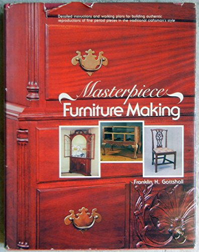 9780811709743: Masterpiece Furniture Making (An Early American Society book)