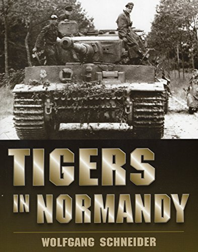 9780811710299: Tigers in Normandy